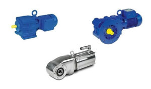 A Gear Reducer & Other Motors For Your Industrial Application!