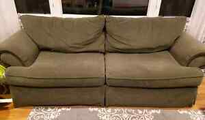 Comfortable Large Couch And Chair