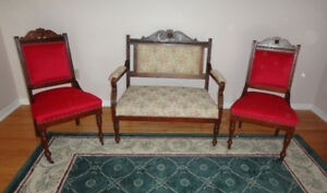 ANTIQUE  FURNITURE  FOR  HOME / STAGE  SET /  MUSEUM