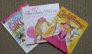 3 Picture books for your little princess