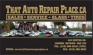 Licensed Mechanic or knowledgeable Registered Apprentice