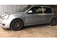 Clio 172 182 sport cup full fat all parts available