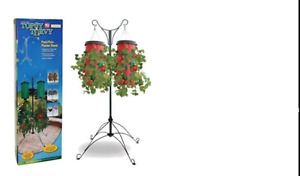 Topsy Turvy Patio Pole Planter Stand For Sale !!!!!!!!!!