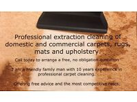 Cottons Carpet Cleaning. Professional carpet and upholstery cleaning