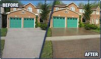 Increase property Value. Seal your driveway, Great rates!