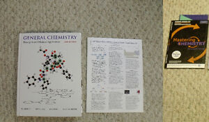 General Chemistry Tenth Edition & Study Card & Online Acess Card