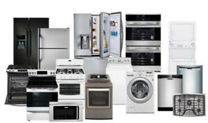 Black Friday Sale Fridge , Stove , Washer and Dryer , Microwave