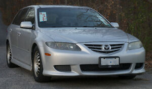 2004 Mazda 6 GT V6 Wagon NEW PRICE