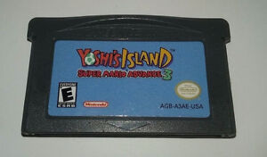 Yoshi's Island Super Mario Advance 3 - (GBA) - Cartridge only