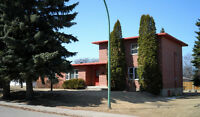 Large home on two lots in Melfort!