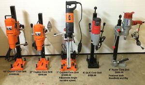 Core Drill bit/ Diamond Blades/ Extensions/ Core Drill Machines