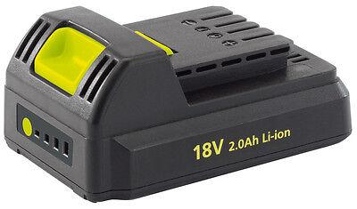 Genuine DRAPER 18V 2Ah Li-Ion Battery Pack   80628