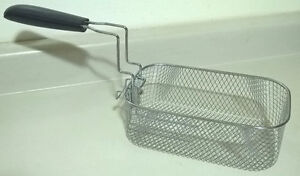 Professional Deep Fryer -  Replacement Fry Basket.