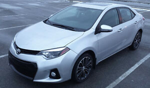 2016 TOYOTA COROLLA SPORT PLUS! CERTIFIED -ONLY 26K-HEATED SEATS