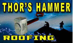 Roofing Shinglers and Laborers Wanted