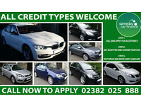 CAR FINANCE SPECIALISTS - ALL CREDIT HISTORY CONSIDERED - £0.00 DEPOSIT OPTION