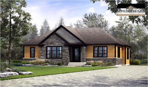 Build this New Home in Greater Moncton for $259,400.00