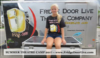 SUMMER THEATRE CAMP for Youth with Fridge Door Live Theatre Co.