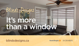 Superior custom blinds, drapes, curtains, shades and shutters