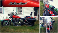 2006 Honda Shadow 750cc