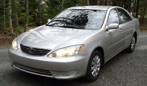 2005 Toyota Camry LE Low Mileage