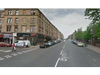Beautiful double room available for rent in excellent West End location - G11 5RQ - Byres Road