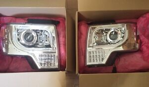 2013-2014 ford f150 Recon LED Headlights