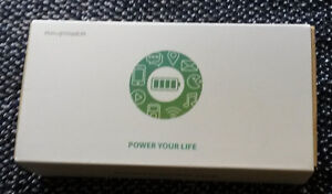 RAVPower 3350 mAh portable charger - New