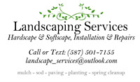 Lawn Care, Spring Cleanup, Landscaping. Northside