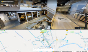 3D View of your business on Google Map/Street