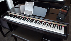 Clearance Prices: Used Yamaha Arius 161 and Floor Model DGX 650