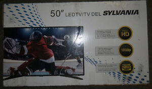 Sylvania SLED5016A-C 50-Inch LED HD TV- BEST OFFER
