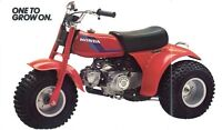Wanted Honda Atc 70 and Ct70