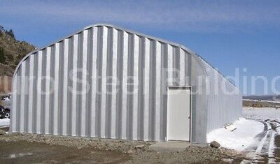 Durospan Steel 20x35x16 Metal Res. Garage Camper Rv Boat Storage Building Direct