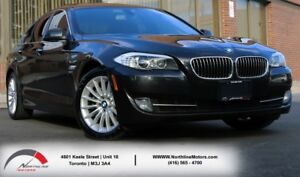 2012 BMW 5 Series 535i xDrive |Navigation|Sunroof|Backup Camera