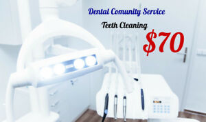 May Dental Community service program (Teeth Cleaning)
