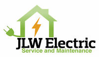 Qualified electrician, licensed and insured