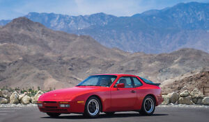 WANTED: PORSCHE 944 TURBO