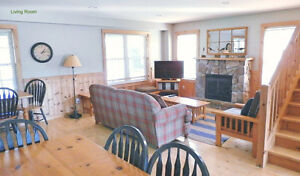 Sparrow Lake comfortable cottage with lots of extras