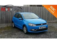 Volkswagen Polo 1.2 TSI SE Petrol 2014 ***only £20 Road Tax***