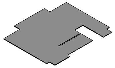 Amc2470fm Floor Mat For Case 2470 2670 Tractors