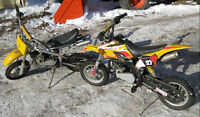 Orion 27 Motorbikes (package of 2)