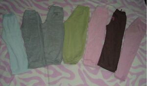 4T Girl's --- Sweatpants Lot (7 pairs for $18)
