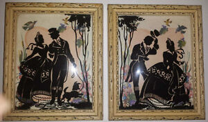 Vintage Silhouettes for Sale Windsor Region Ontario image 3