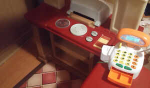 Excellent Condition Large Kitchen Play Stand. **COBOURG AREA** Peterborough Peterborough Area image 2