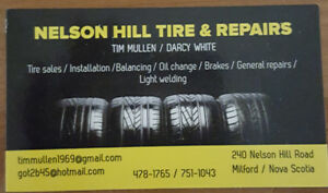265 70 17 and 245 75 16 winter tires for sale!!