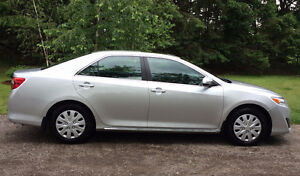 2014 Toyota Camry Lowered Price