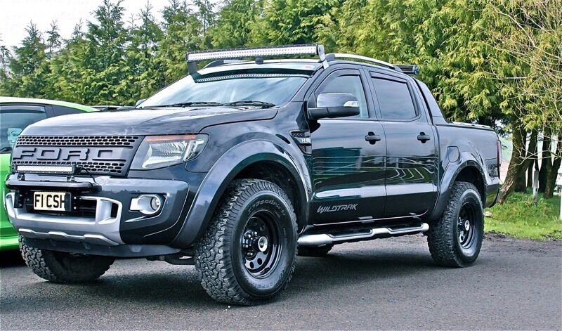 2015 ford ranger wildtrak | in Auchterarder, Perth and Kinross | Gumtree