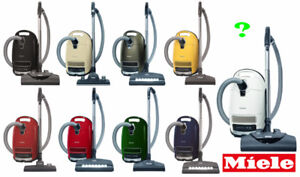 Looking for a Miele canister vacuum (or SES110 hose)