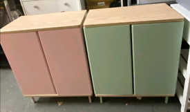 Sideboards 2 Door storage unit only £50 each. Real Bargains Clearance